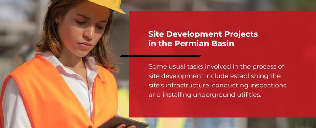 Site-Development-Projects-in-the-Permian-Basin