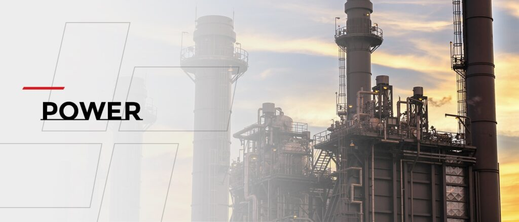 An oil refinery in the Permian Basin in Texas
